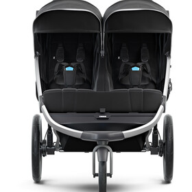 Thule Urban Glide² Double Buggy jet black